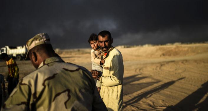إنطلاق عملية تحرير الموصل