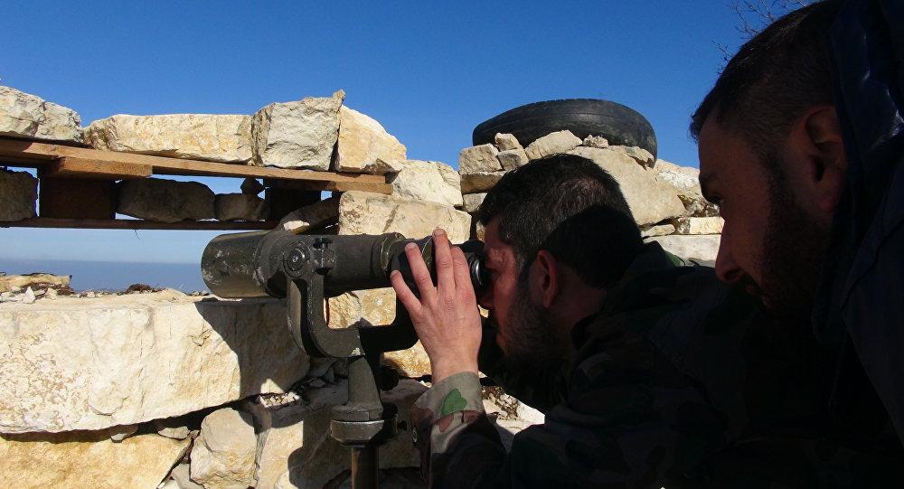 الجيش السوري يكبد داعش خسائر كبيرة شرق السلمية