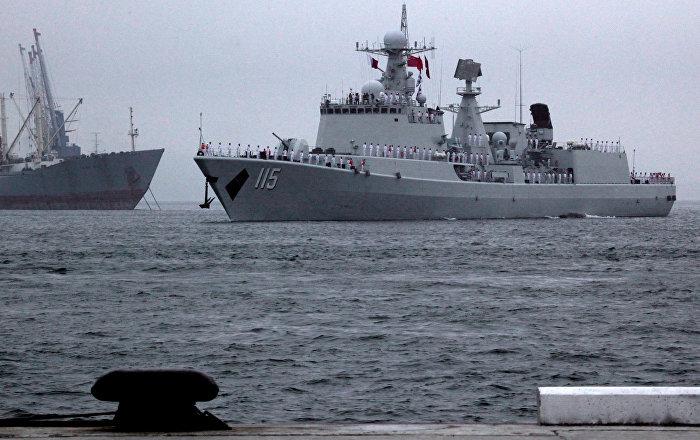 الصين تختبر أقوى سلاح بحري في العالم