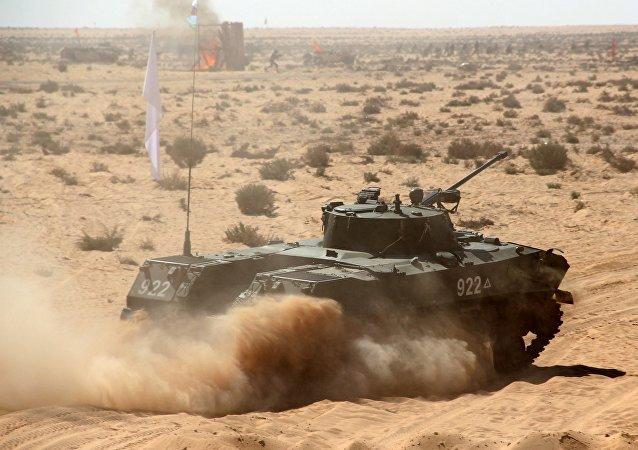 مناورات حُماة الصداقة 2016 بين مصر وروسيا
