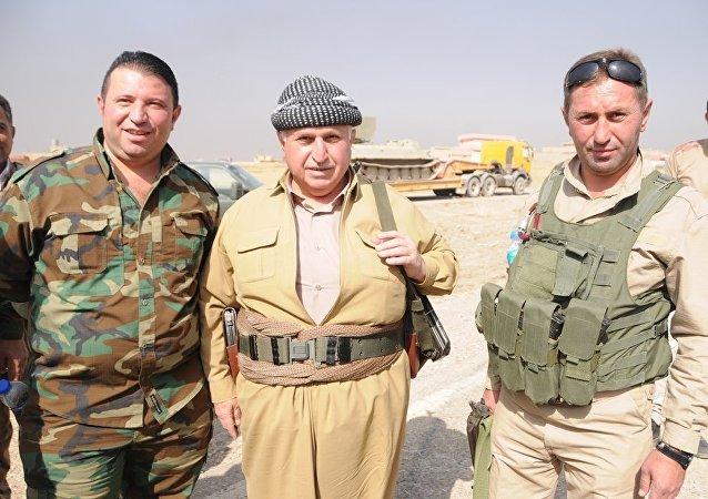 الموصل قوات البيشمركة