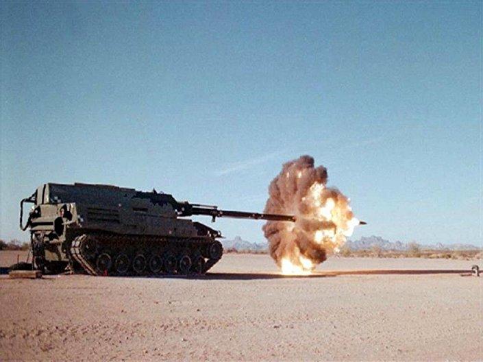 مدفع إكس إم 2001 كروسادير