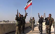 الجيش السوري يحرر مدينة صوران في حماة