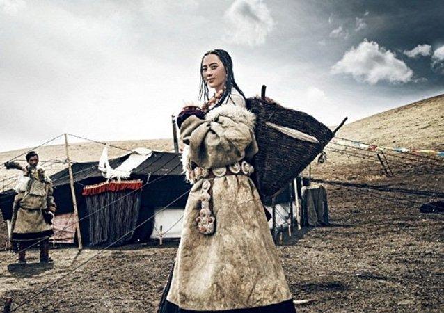 عادات بلاد التبت