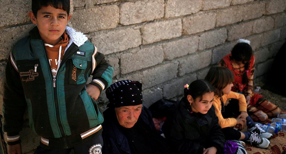 العوائل في الموصل