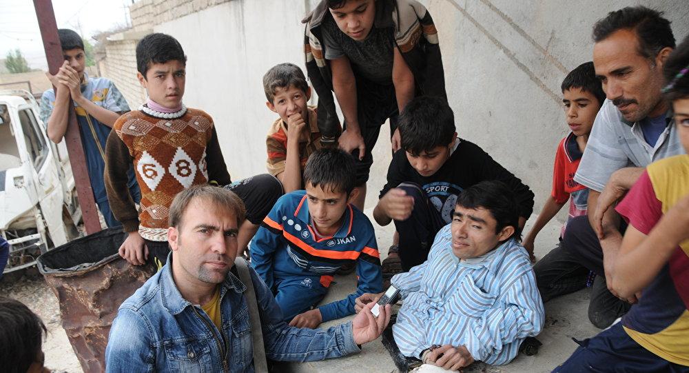داعش عذبوا الأطفال وذوي الاحتياجات الخاصة