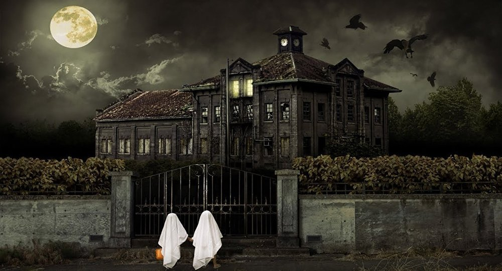 قصر أشباح