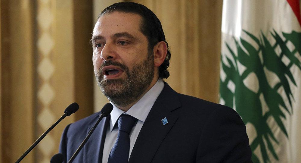 رئيس تيار المستقبل سعد الحريري