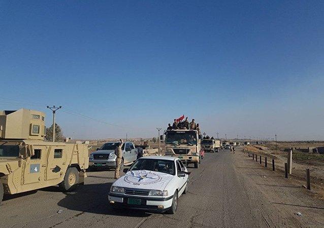 تحرير نينوى من قبضة داعش
