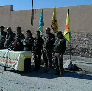 قوات سورية الديمقراطية تعلن بدء تحرير الرقة
