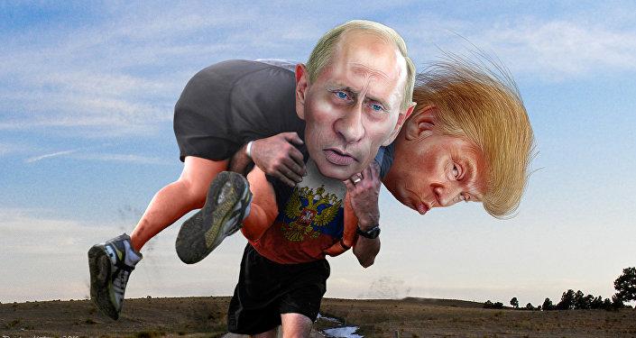 بوتين يساعد ترامب