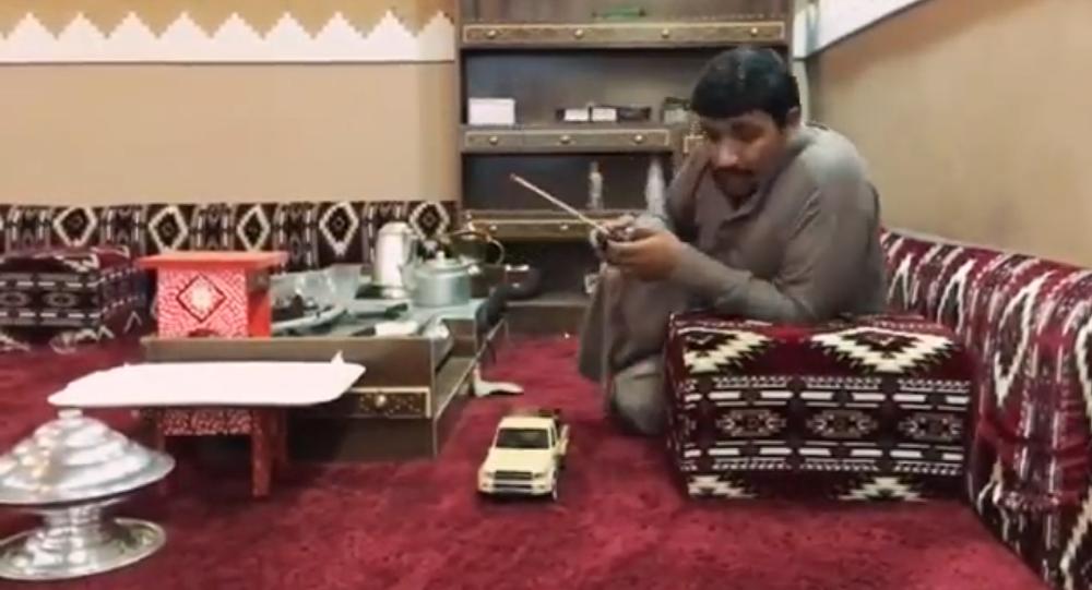 الشاي في السعودية