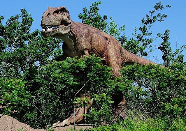 حديقة الدنياصورات