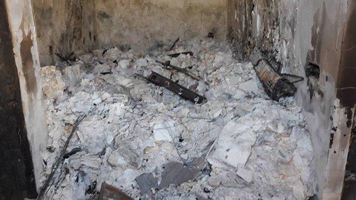 داعش يدمر مخطوطات تاريخية