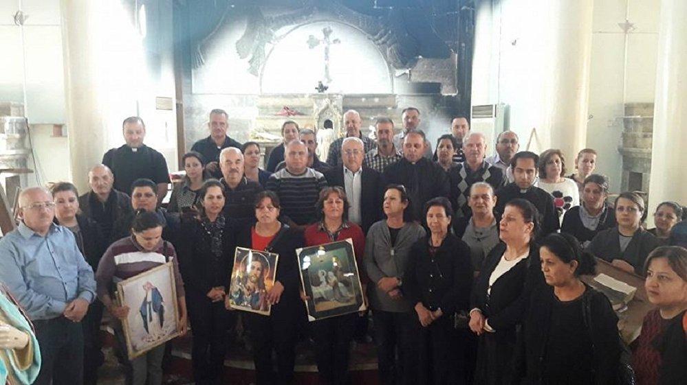 تحرير الموصل وفرصة عودة المكون المسيحي إلى العراق
