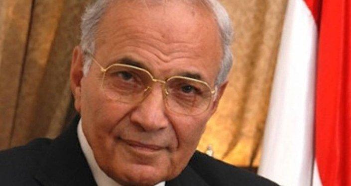 رئيس الوزراء المصري الأسبق أحمد شفيق