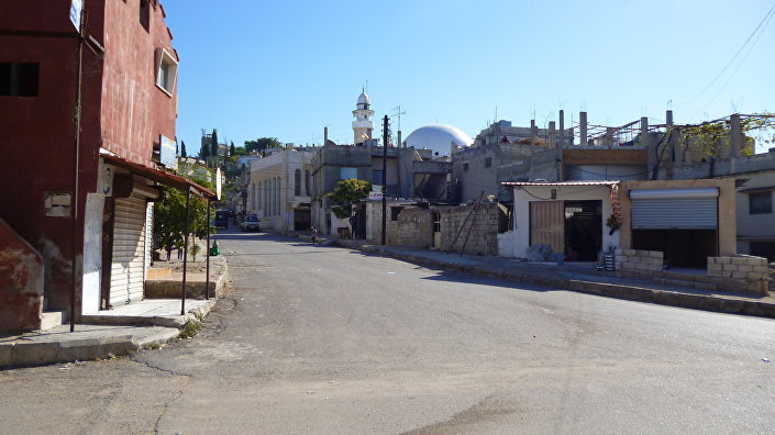 قرى في اللاذقية