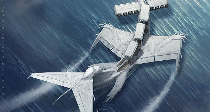 طائرة لون إيكرانوبلان