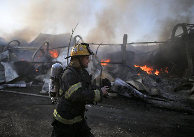 إسرائيل وحرائق الأراضي المحتلة