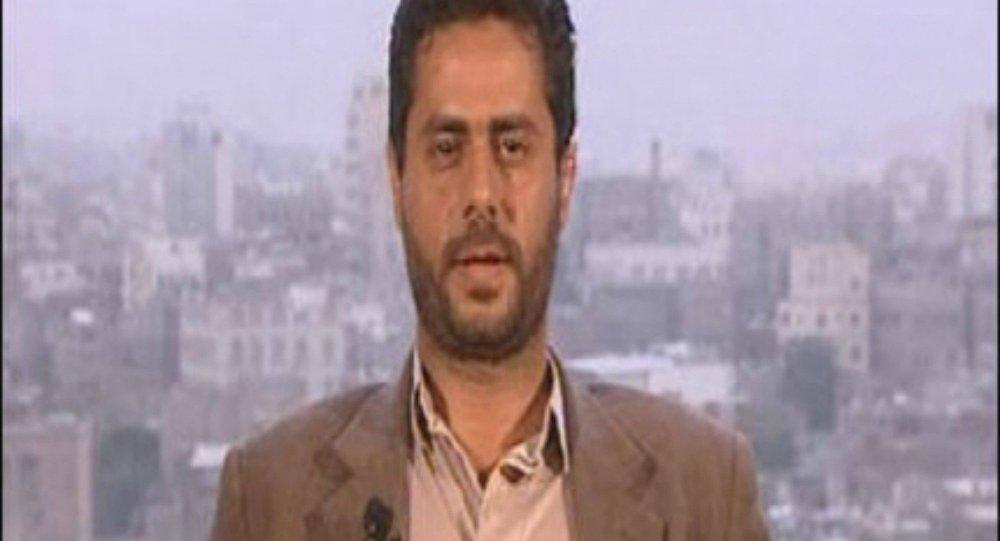 عضو الأمانة العامة لجماعة أنصار الله محمد البخيتي
