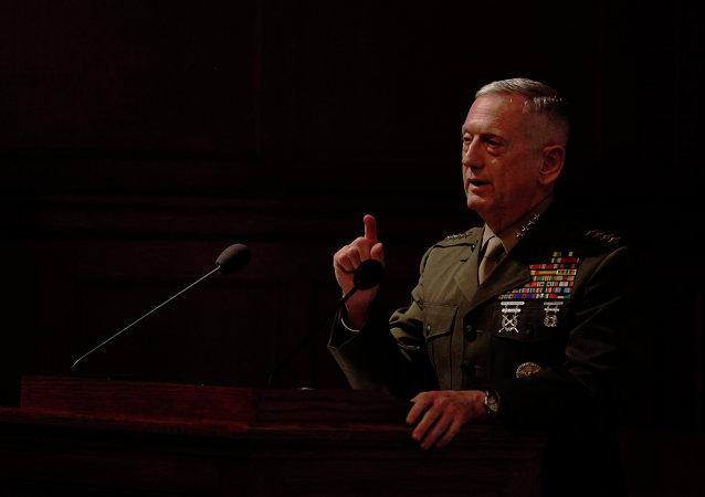 الجنرال جيمس ماتيس