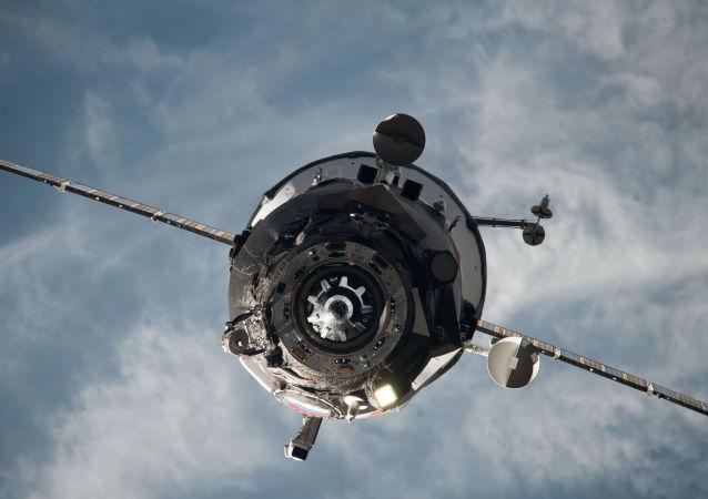 شاحنة فضائية بروغريس