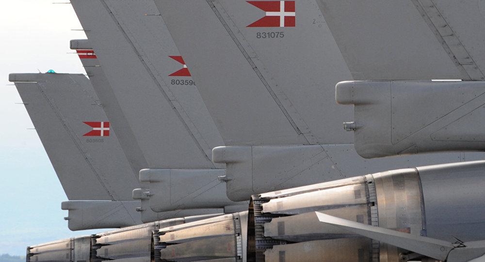 الدنمارك تسحب مقاتلات إف-16 من العمليات في سوريا