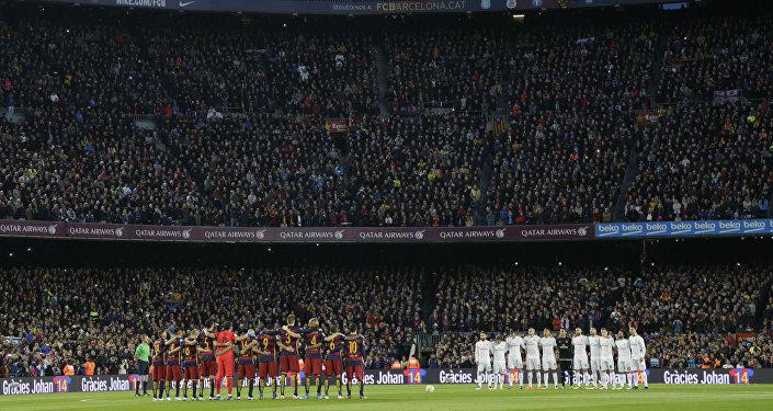برشلونة ريال مدريدالكلاسيكو