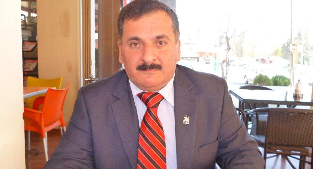 رئيس الكتلة الوطنية الآشورية في سوريا فؤاد سادا