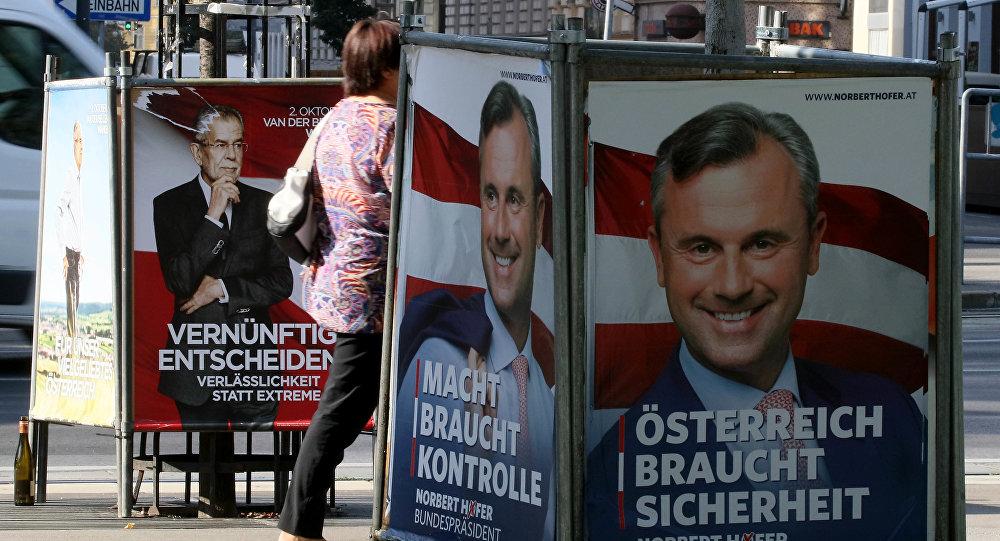 الاتخابات في النمسا