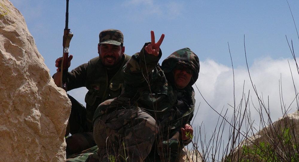 كيف أنقذ الجيش السوري محطة سليمان الحلبي
