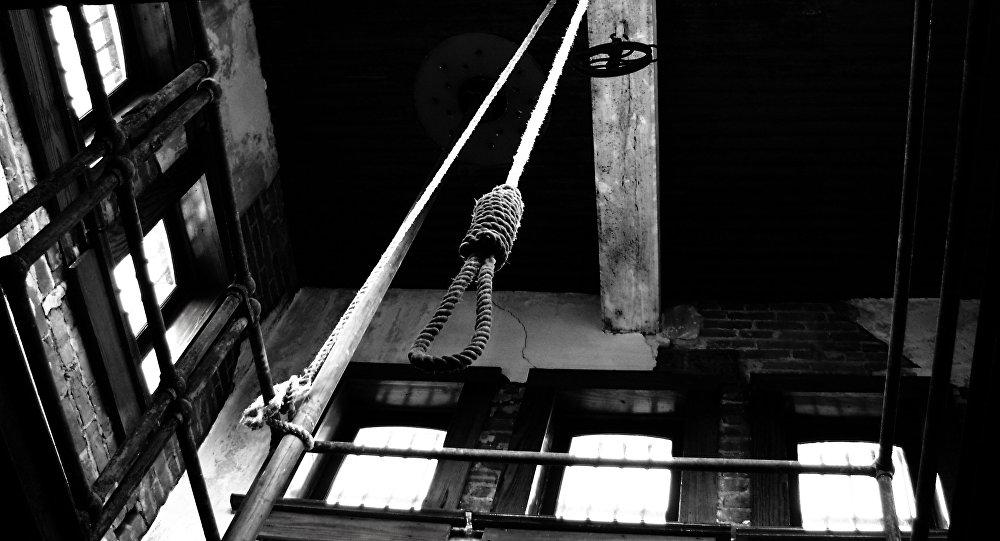 حبل إعدام