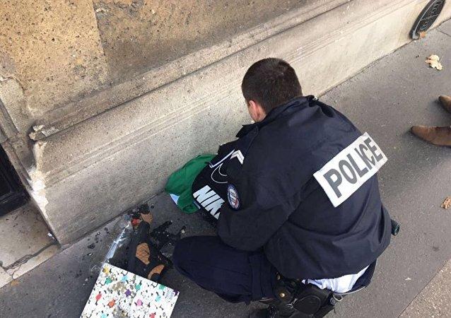 مكتب سبوتنيك في باريس