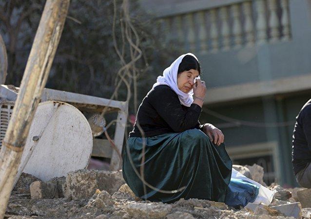 أهالي الموصل