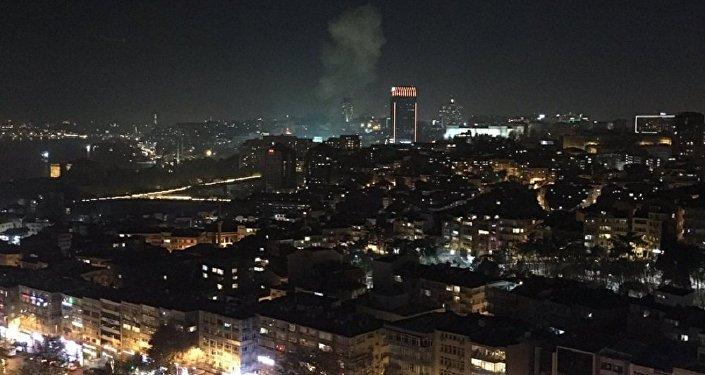 انفجار إسطنبول