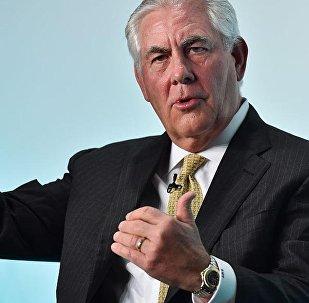 ئيس مجلس إدارة مجموعة إكسون موبيل النفطية العملاقة ريكس تيلرسون