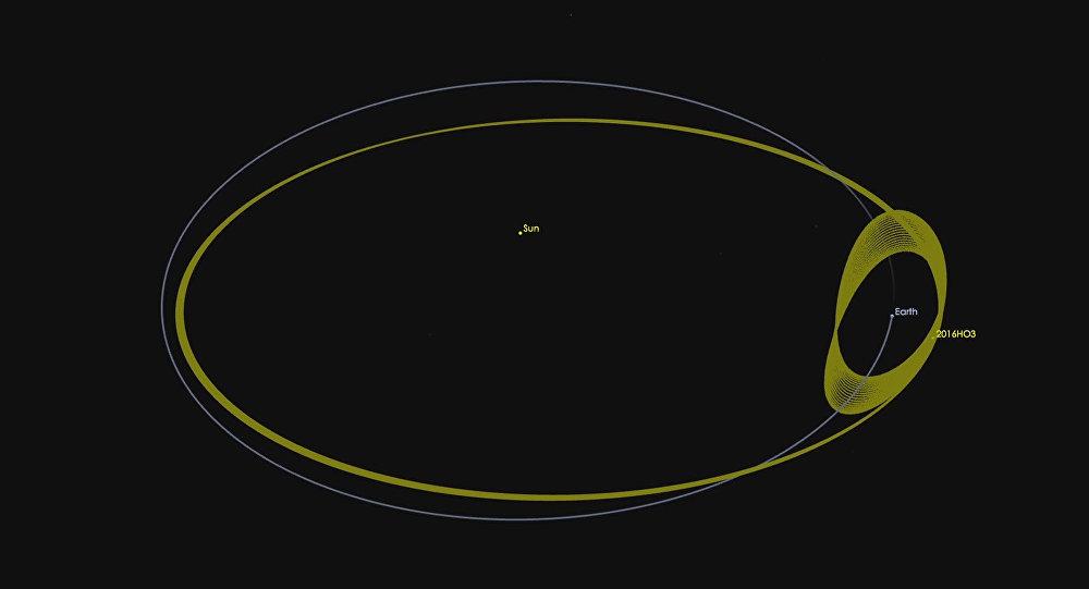 القمر الثاني للأرض