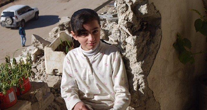 أطفال حلب