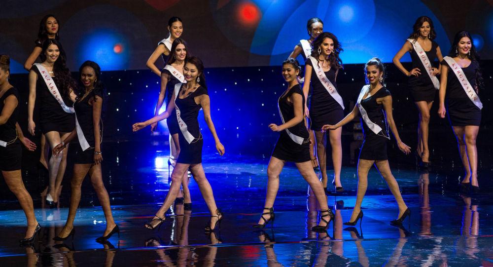 مسابقة ملكة جمال العالم 2016، ميرلاند، الولايات المتحدة 18 ديسمبر/ كانون الأول 2016