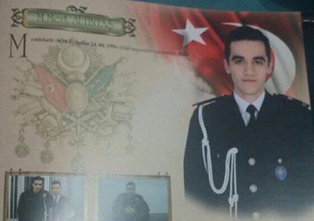 منفذ الهجوم التركي