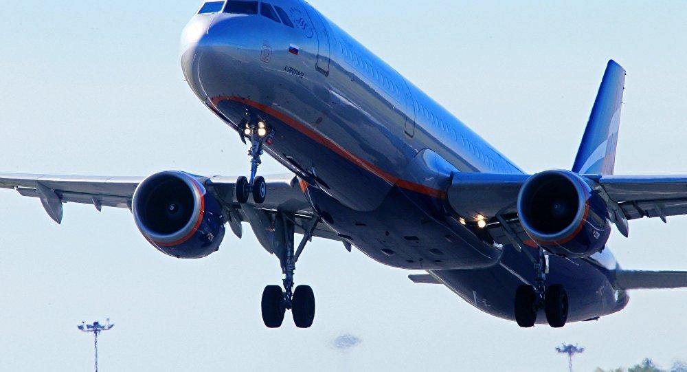 طائرة تابعة لشركة أيروفلوت