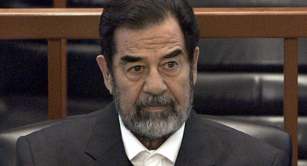 نتيجة بحث الصور عن صدام حسين
