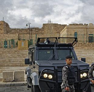 القوات الأردنية