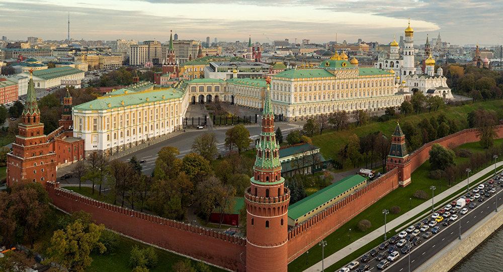 قصر الكرملين بموسكو