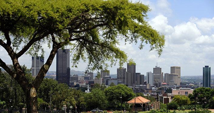 مدينة في جنوب أفريقيا