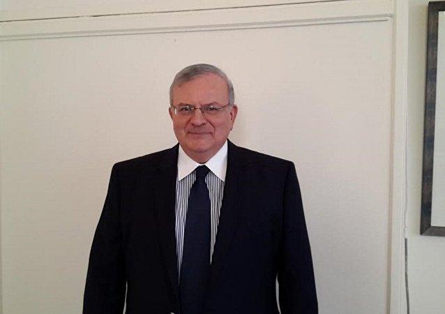السفير اليوناني لدى البرازيل