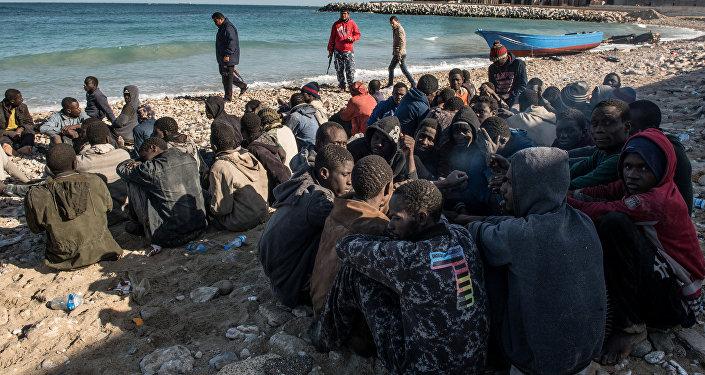 ضحايا مركب الهجرة غير الشرعية