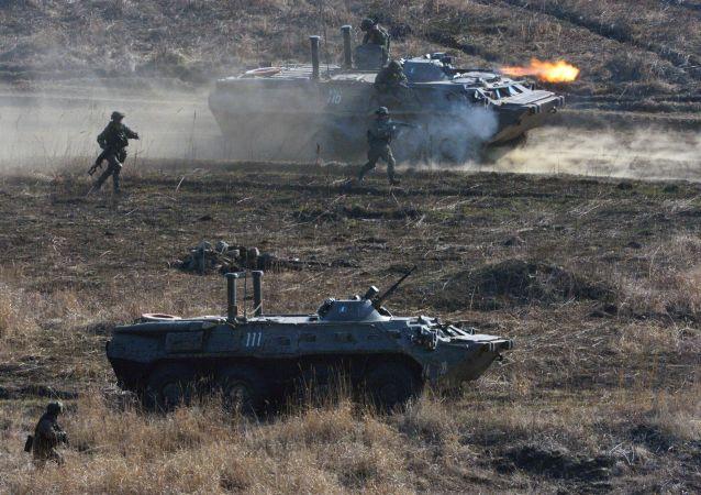 مدرعات الجيش الروسي