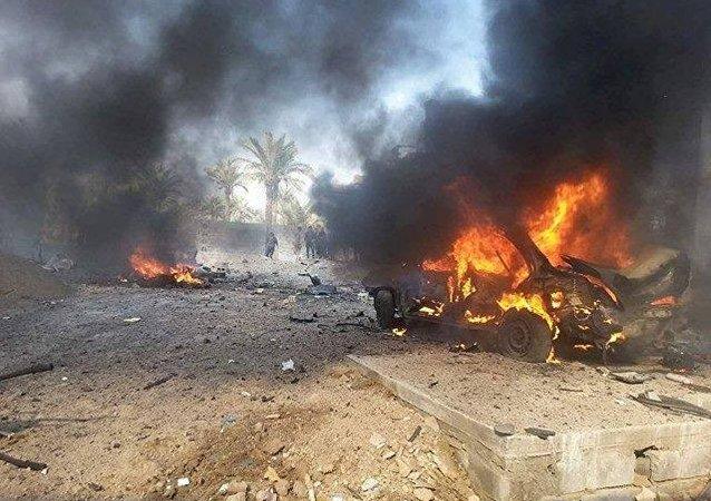 تفجير في العراق