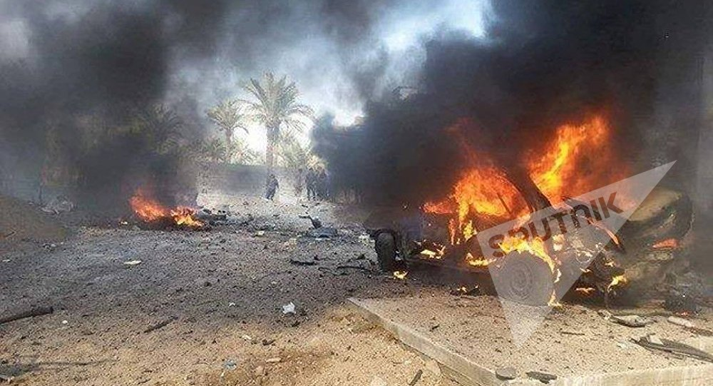 تفجير انتحاري وسط بعقوبة بمحافظة ديالى العراقية